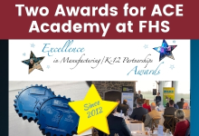 Two Awards for ACE Academy at FHS