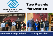 Two Awards for District