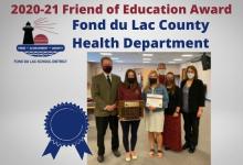 Friend of Education Award