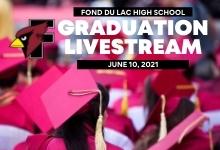 Graduation Livestream graphic