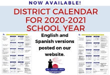 calendar available for 2020-21