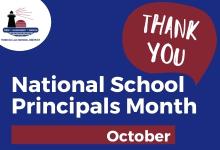 National School Principals Month
