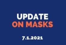 Update on Masks