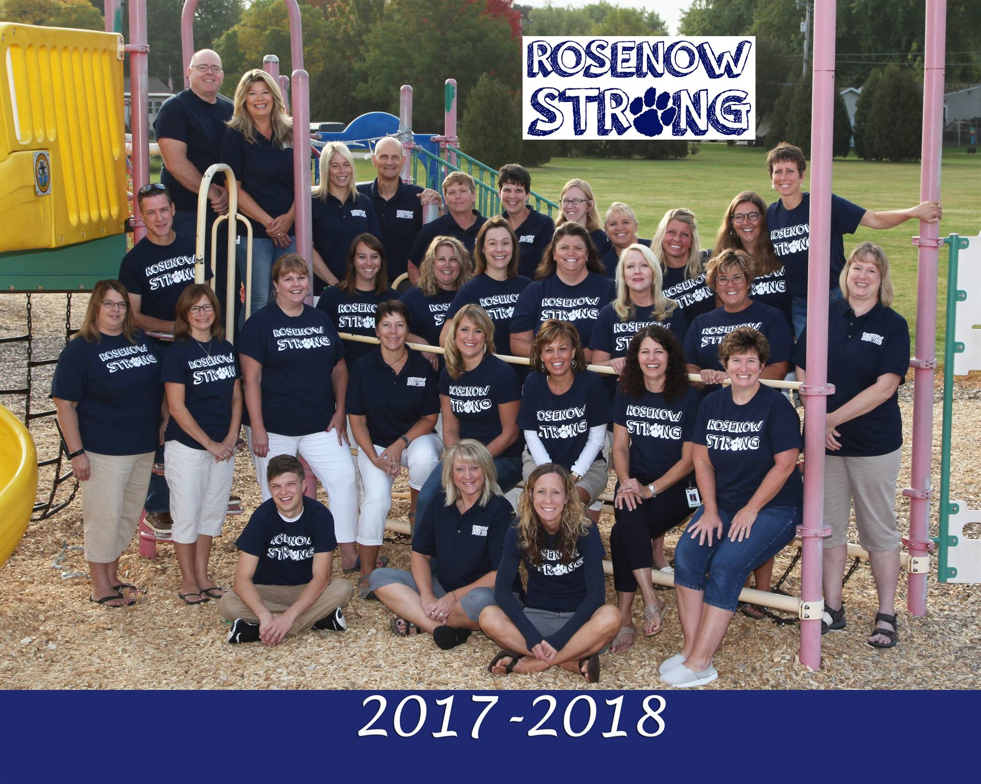 Our Staff is Rosenow Strong