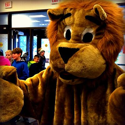 Go, Lions!