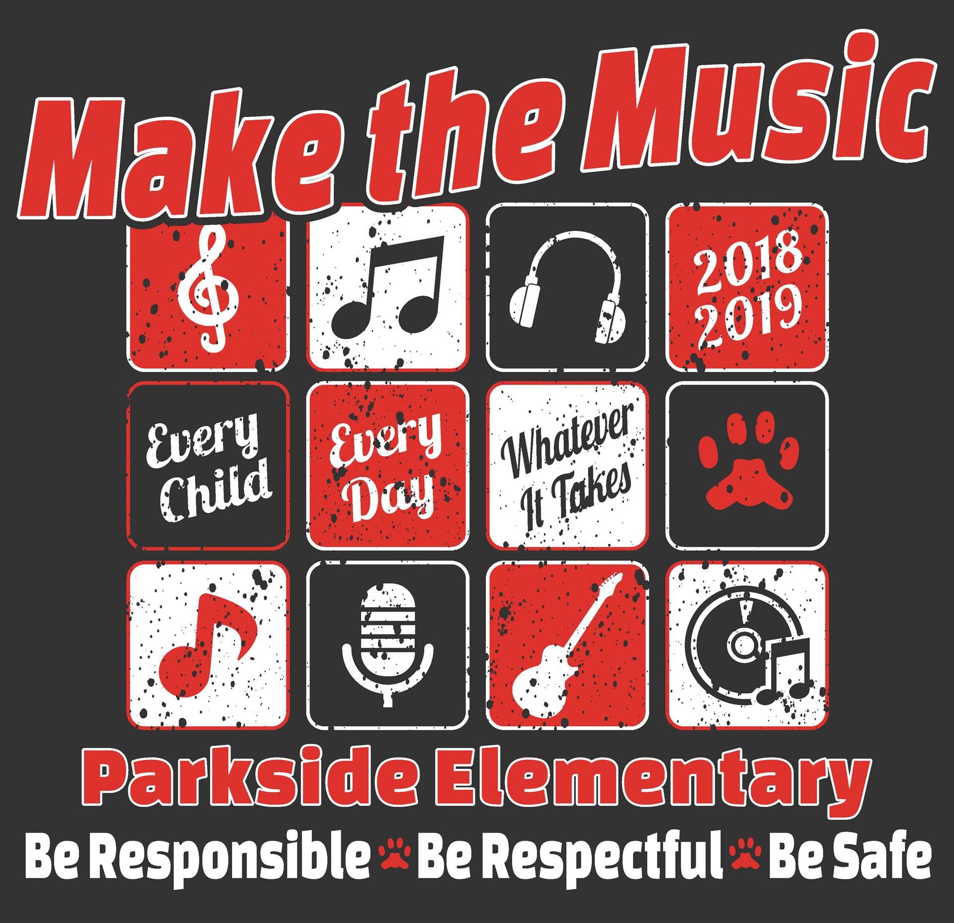 Make the Music Logo