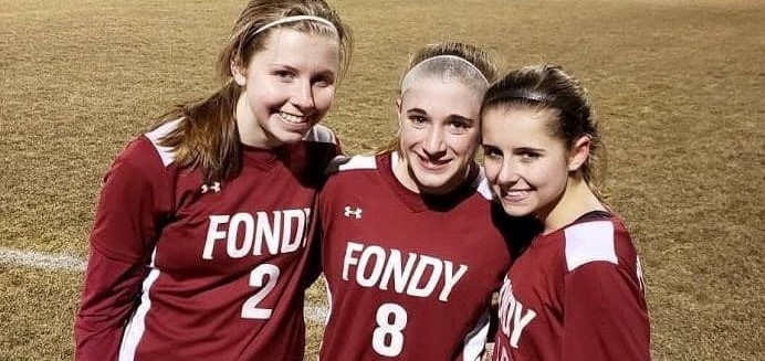 Fond du Lac High School Girls Soccer members