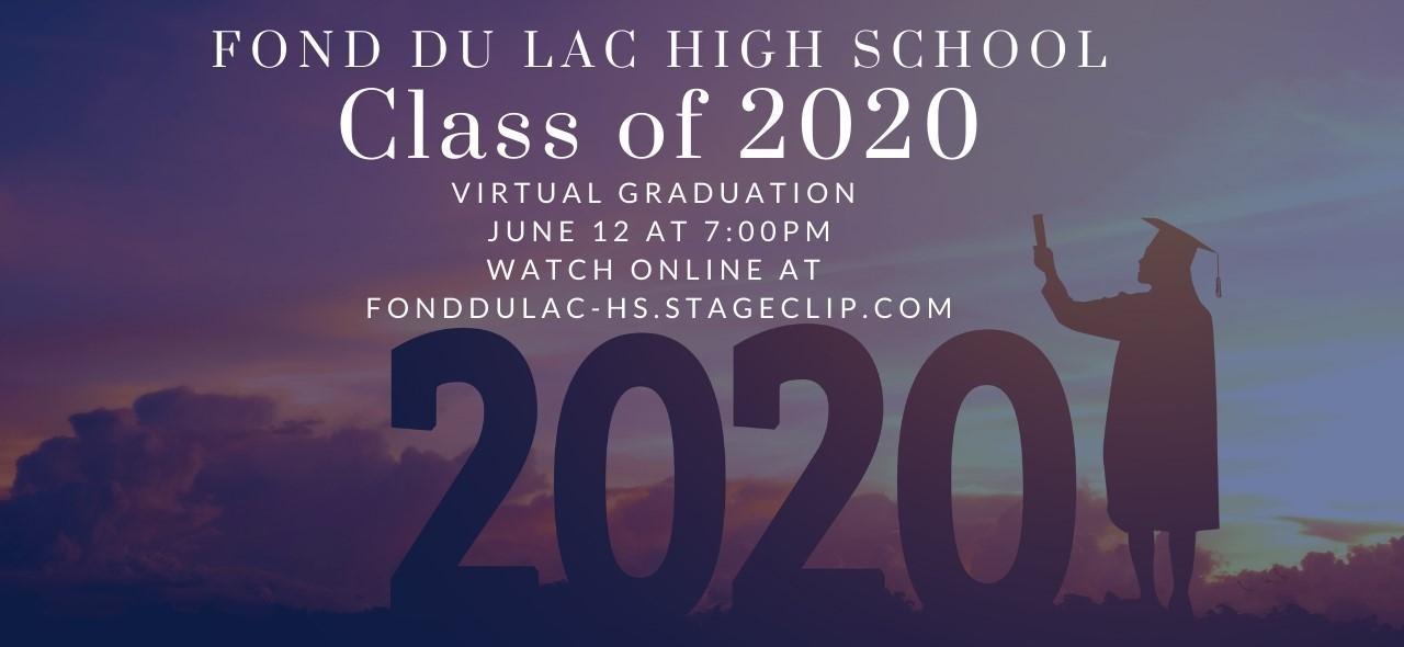 FHS Class of 2020 Virtual graduation info