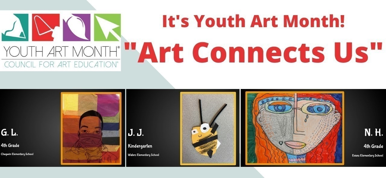 It's Youth Art Month