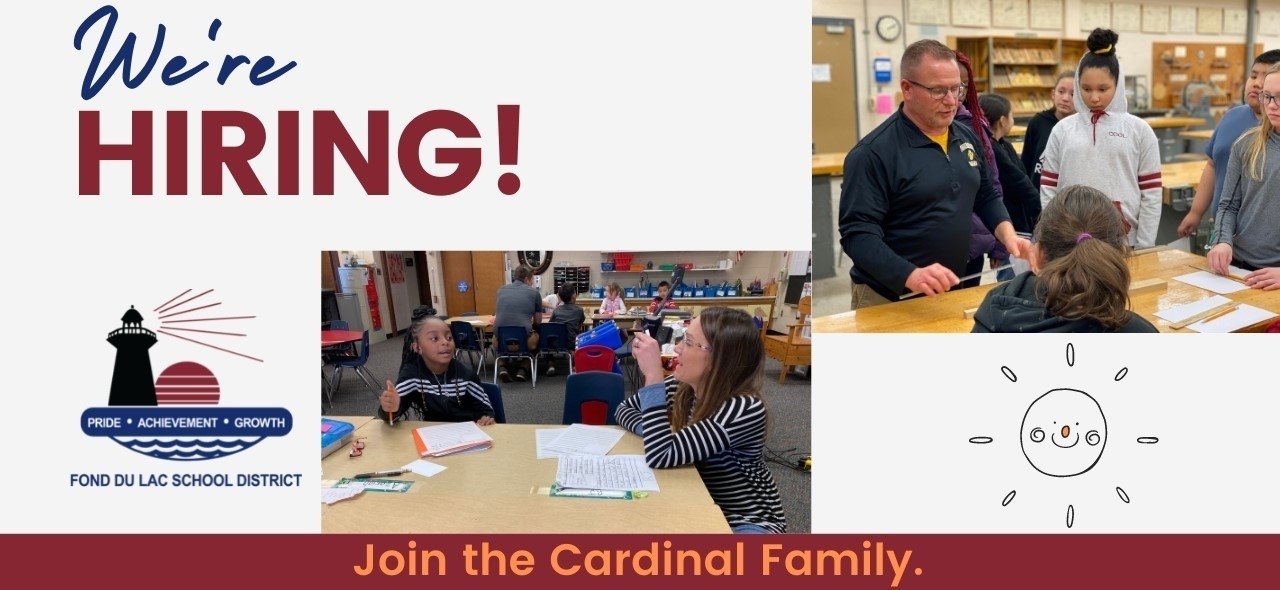 Join the Cardinal Family – We're Hiring!