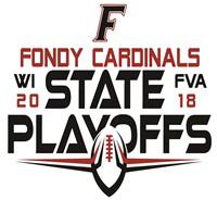 Fondy Cardinals Playoff Shirt Image