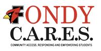 Fondy Cares Logo